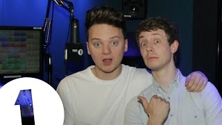 Conor Maynard Plank All Over Me