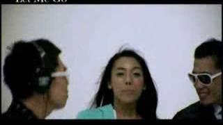 "8eight  ""Let me go"" MV"