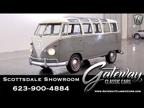 1958 Volkswagen Samba (CC-1342633) for sale in O'Fallon, Illinois