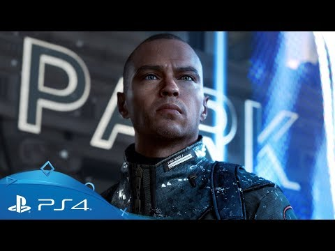 Detroit: Become Human | Trailer Markus | PS4