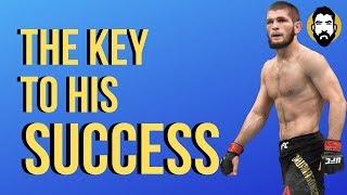 What Makes Khabib Nurmagomedov's Game Different | UFC 242 | Luke Thomas
