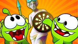Om Nom Kahaniya | Om Nom SCULPTURE -  मूर्तिकला | Funny Cartoon for Kids