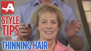 Style Tips for Thinning Hair  | Best of Everything