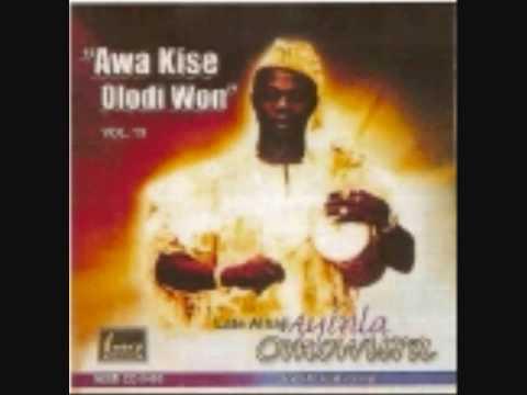 AYINLA OMOWURA-Omituntun tiru/Late Yusuf Olatunji