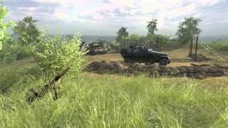 Men of War: Condemned Heroes video