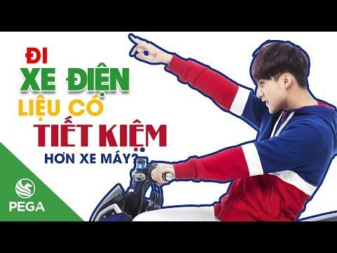 Xe máy điện Hkbike Top Class - Quảng cáo Hkbike