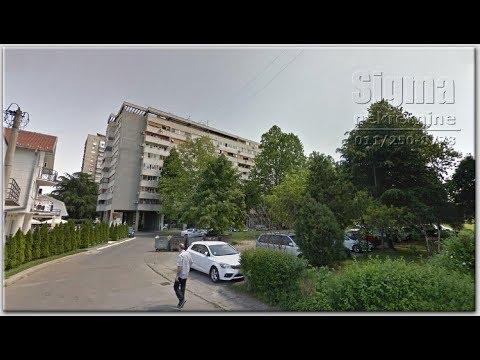 Stan Uknjižen novi Beograd Fontana 71m2 78000e