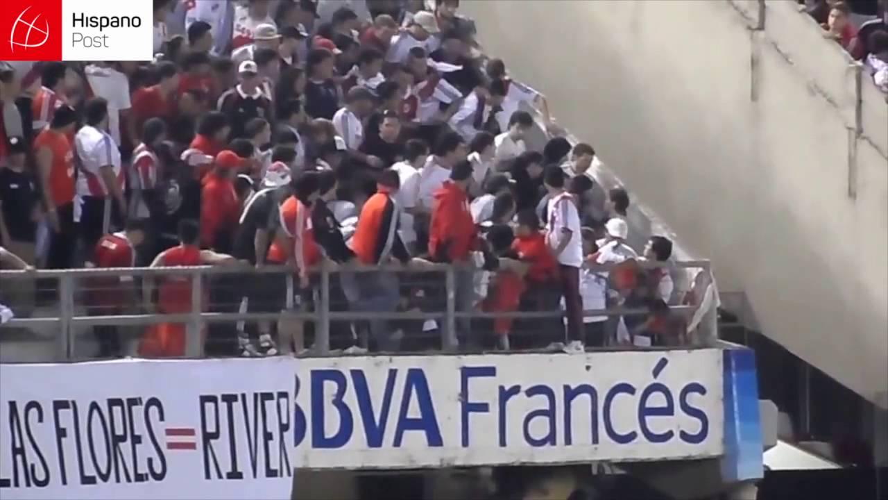 """Así es la cacería de aficionados """"infiltrados"""" en el fútbol argentino"""