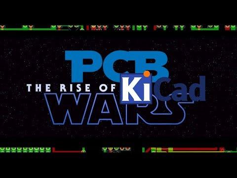 eevBLAB #62 - PCB Wars - The Rise Of KiCAD