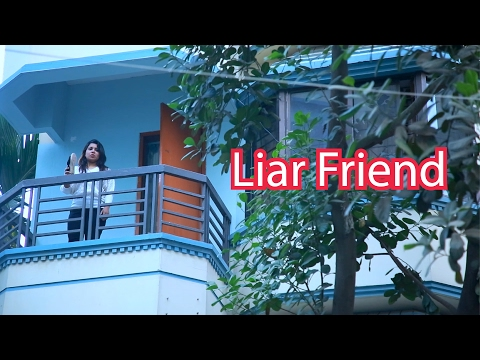 Bangla Funny Video |  Liar Friend Attraction Attitude | Ft Shawn Forhad Rana And Munia