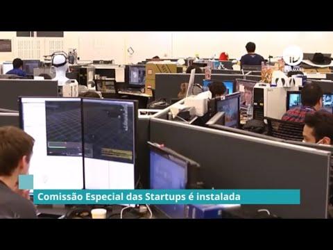 Comissão Especial das Startups é instalada - 17/12/19