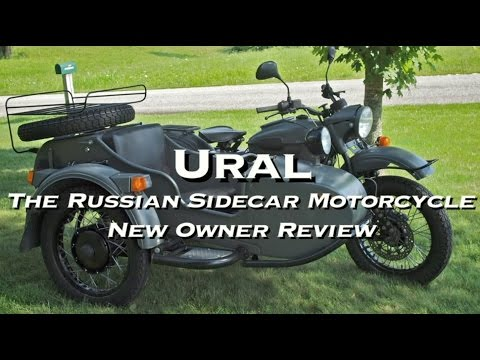 "URAL – New Owner Review of 2012 ""Gear Up"""