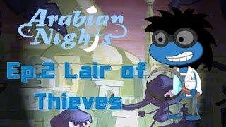 Poptropica: Arabian Nights Ep.2 Lair of Thieves