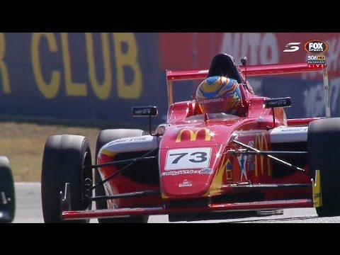 2017 Formula 4 - Barballago - Race 1