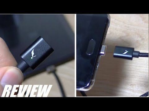 REVIEW: VOLTA – BEST Magnetic USB Charging Cable?