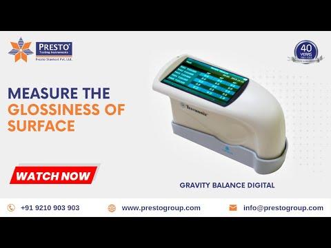Tri - Angle Gloss Meter