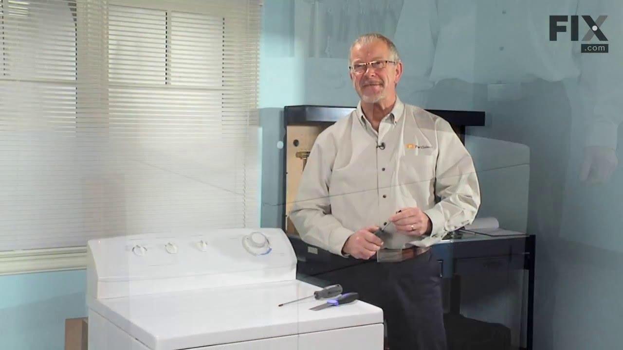 Replacing your Frigidaire Dryer Drum Belt