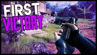 My First Victory EVER! - Islands of Nyne Battle Royale Gameplay 2018