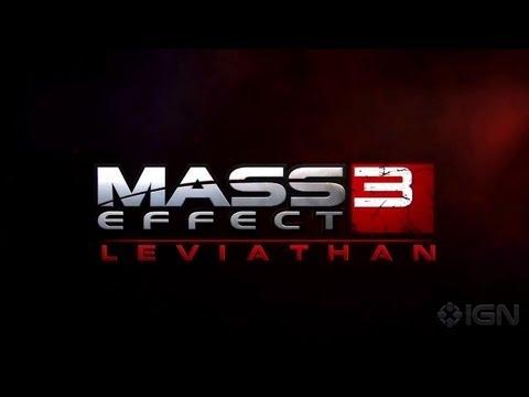Mass Effect 3 : Leviathan Xbox 360