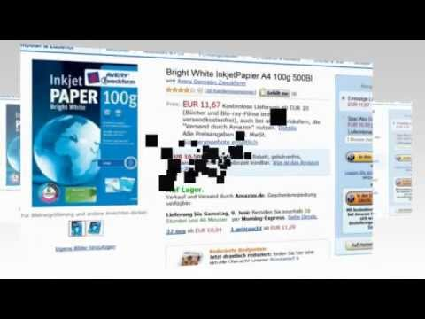 Laserdrucker Fotopapier Heute Bestseller