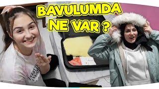 BAVULUMDA NE VAR!! Ankara'ya Yolculuk için Hazırlık Fenomen Tv VLOG