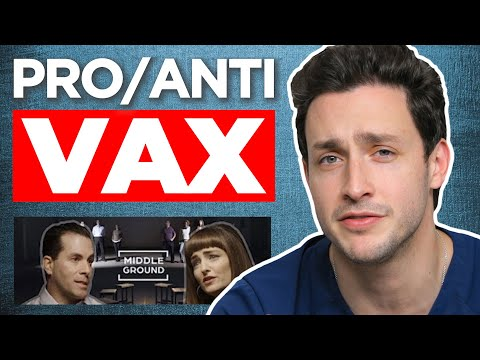 Doctor Mike's take on antivaxx. Really solid take on the matter and great responses to common antivaxxer arguments. Shows how the topic can be handled in a such a civil manner