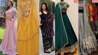 Huge Affordable Designer Lehenga Haul | Rs2000 Lehenga | Online Shopping Review | Wedding Functions