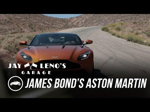 EXCLUSIVE: James Bond's 2017 Aston Martin DB11 – Jay Leno's Garage