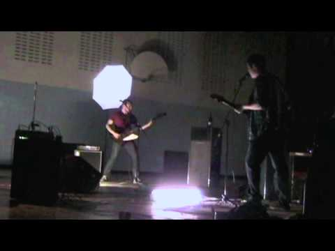 """""""Bones"""" - The Black Drapes (LIVE from Dysart Gym)"""