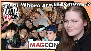 MAGCON ...where The Hell Are They Now?