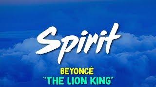 "Beyoncé – Spirit (From Disney's ""The Lion King"") (Lyrics)"