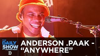 "Anderson .Paak - ""Anywhere"" 