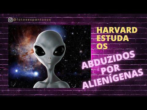 O ESTUDO DA UNIVERSIDADE DE HARVARD SOBRE ABDUES ALIENGENAS