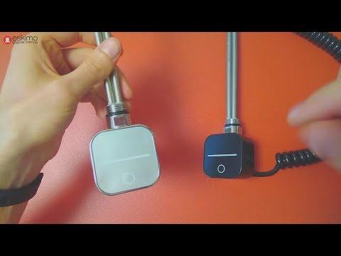 HeatQ NEX - ТЭН для полотенцесушителя с Bluetooth управлением