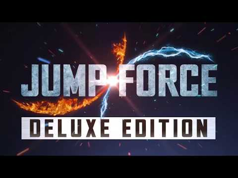 Видео № 2 из игры Jump Force - Deluxe Edition [NSwitch]