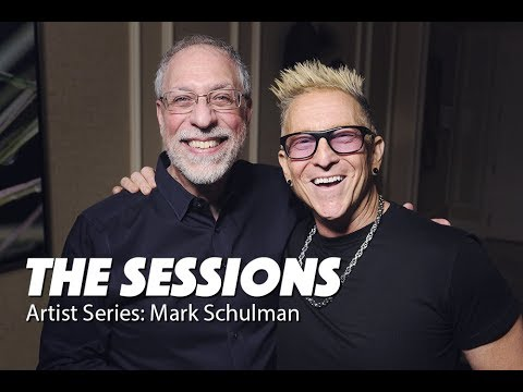 MARK SCHULMAN - Drummer, Speaker, Author - ARTIST SERIES
