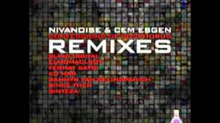 Nivanoise & Cem Esgen - Melodrama (Blind Digital remix)