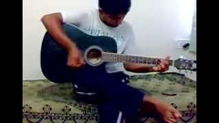 Kitni Der Tak (from movie Delhi Heights) on Guitar - YouTube