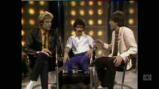Countdown (Australia)- Molly Meldrum Interviews Hall & Oates- October 12, 1980- Part 3