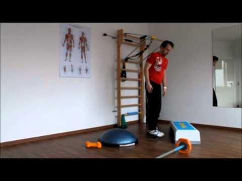 Alexander Bonin Übungen für Brust-Grafikkarte