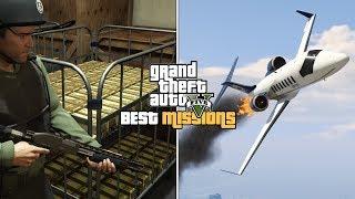 GTA 5 - Best Missions! (TOP 5)