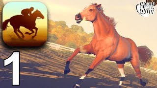RIVAL STARS HORSE RACING - Gameplay Walkthrough Part 1 (iOS Android)