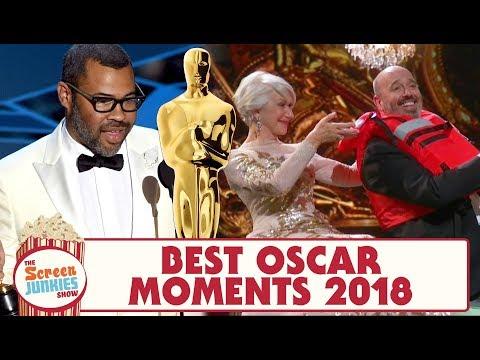 Oscars 2018 Review: Academy Award Awards