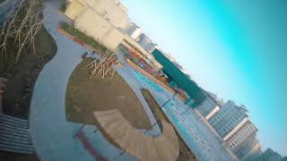 StarField City / Armattan Rooster / Freestyle / Gopro session5