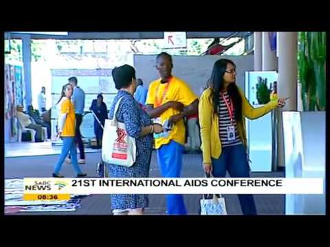 AIDS2016 Interview with Fareed