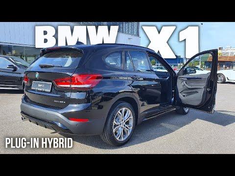 New BMW X1 Plug-in Hybrid 2022