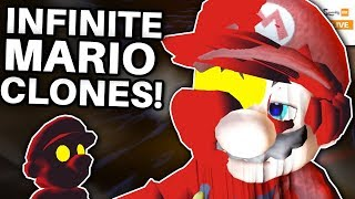What if INFINITE Cosmic Clones Were Spawned in Super Mario Galaxy 2? | Kholo.pk