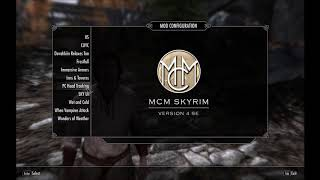 Skyrim SE: PC Head Tracking and Voice Type SE Beta By HHaleyy Mod Demo