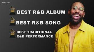PJ Morton talks about latest Grammy nods