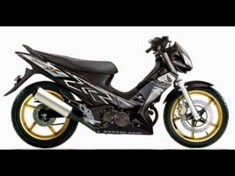 Video Motor Trend Modifikasi | Video Modifikasi Motor Honda Supra X 125 Terbaru